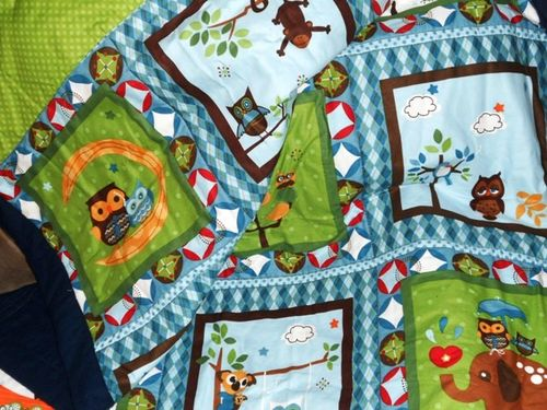 roo quilt front